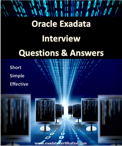 Oracle answers and interview rman questions ebook in 11g