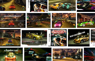 PSP Need for Speed Carbon Own the City ISO/CSO