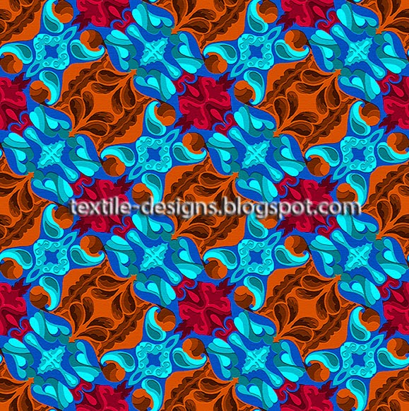 indian fabric patterns and designs 12