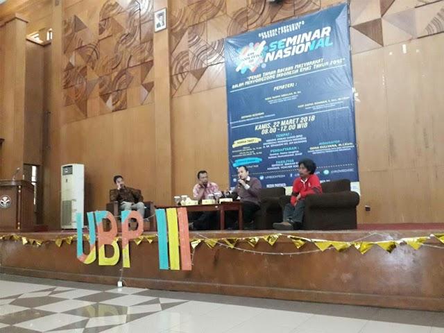 BEM KEMA Perpusinfo UPI Gelar Seminar Nasional TBM