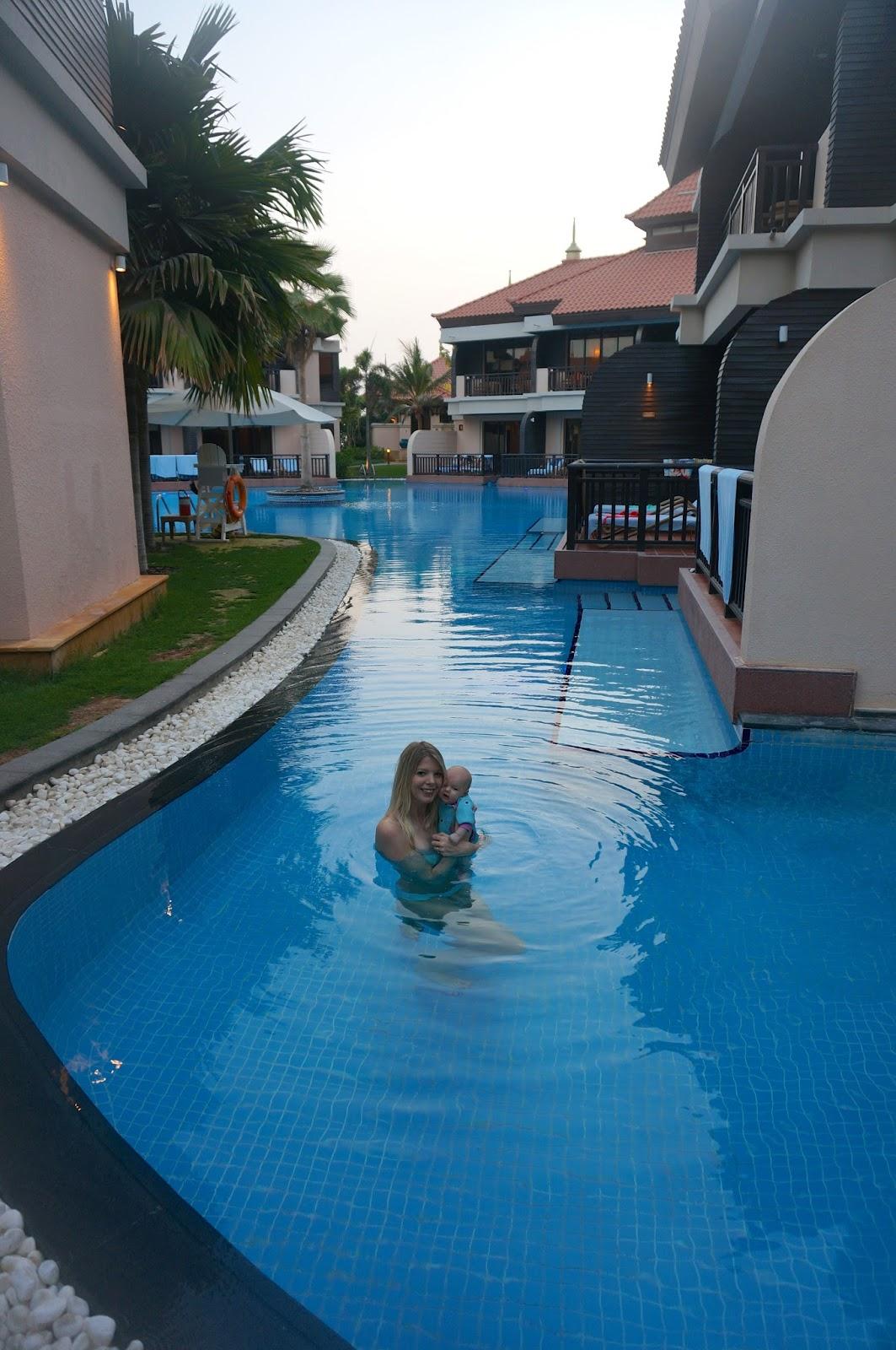 Unexpected Serenity at Anantara Dubai