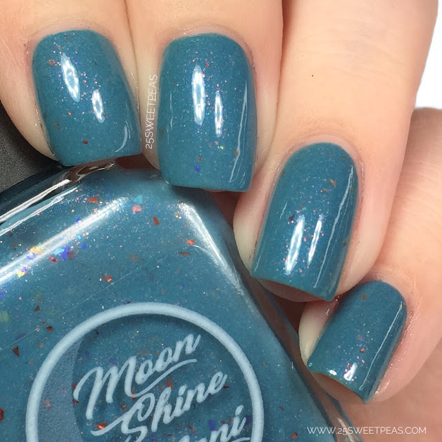 Moon Shine Mani Do You Be-leaf in Magic?