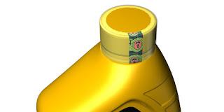 Contoh Produk yang Didesain dengan Izon 3D