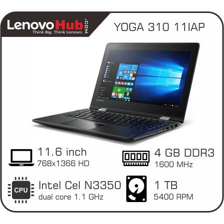 Spesifikasi dan Harga Lenovo YOGA 310 11IAP