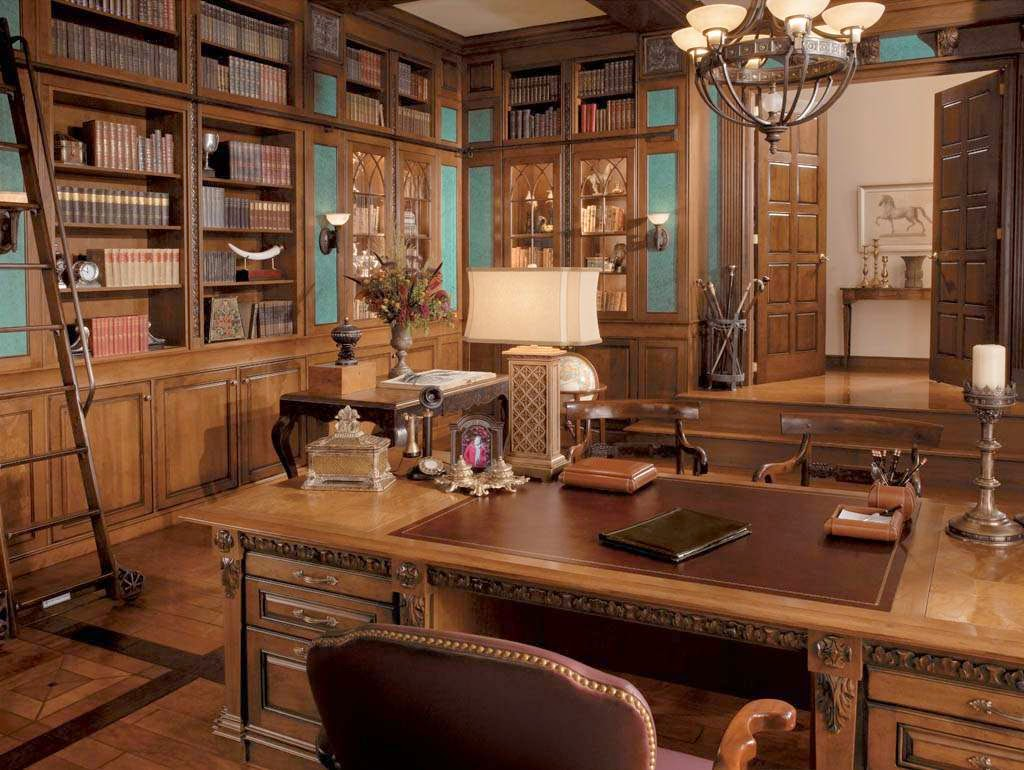 Klassiek Kantoor Classic Home Office Design Ideas 2014 Home Design