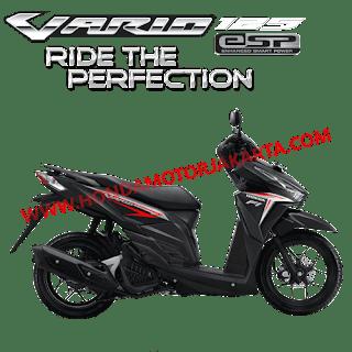 Kredit Motor Honda Vario 125 eSP CBS FI
