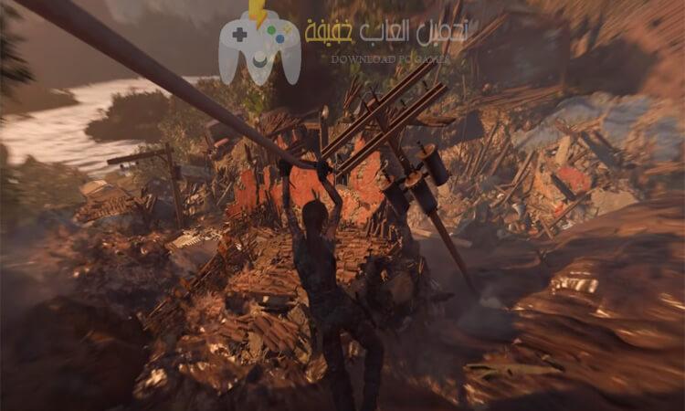 تحميل لعبة Tomb Raider للكمبيوتر برابط مباشر