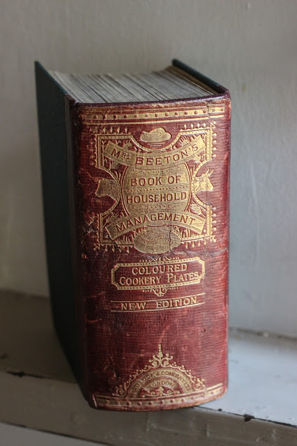 Mrs Beeton's Book of Household Management - New Edition 1902