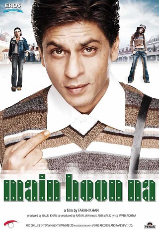 Main Hoon Na 2004 Hindi 1.2GB HDRip 720p