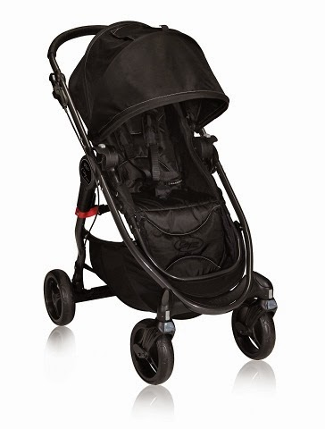 New Age Mama Baby Jogger City Versa Stroller From Pish