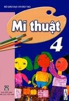 Sách Giáo Khoa Mĩ thuật 4 - Nguyễn Quốc Toản