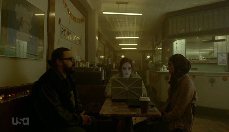 "Mr. Robot - eps2.6succ3ss0r.p12 - Review: ""FBI vs fsociety"""