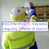 Offerte di Lavoro Poste Italiane per Postini, Laureati, Impiegati, Operai