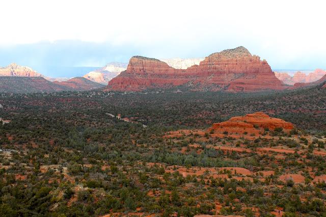 Ditty & Sugar: Travel To: Hikers' Paradise - Sedona. AZ