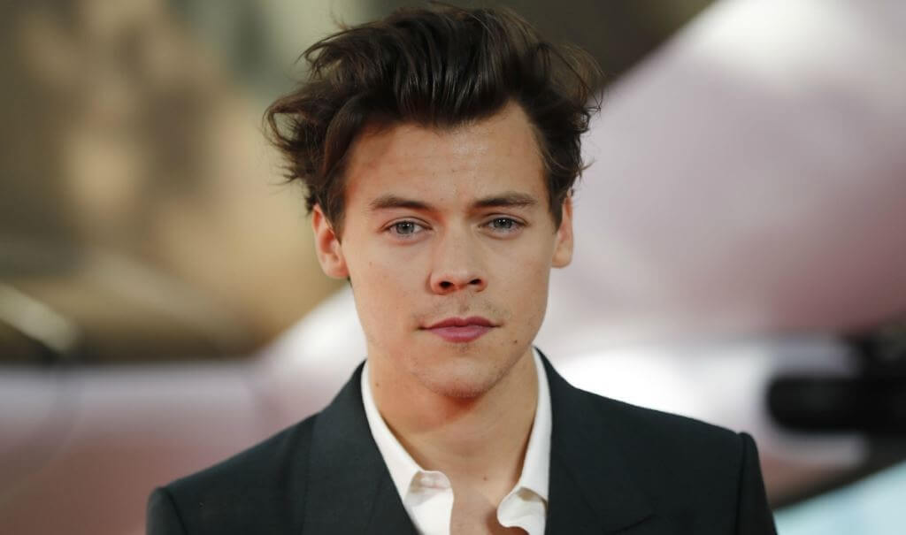 HARRY STYLES, USA
