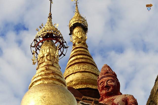 Templo en Bagan - Myanmar
