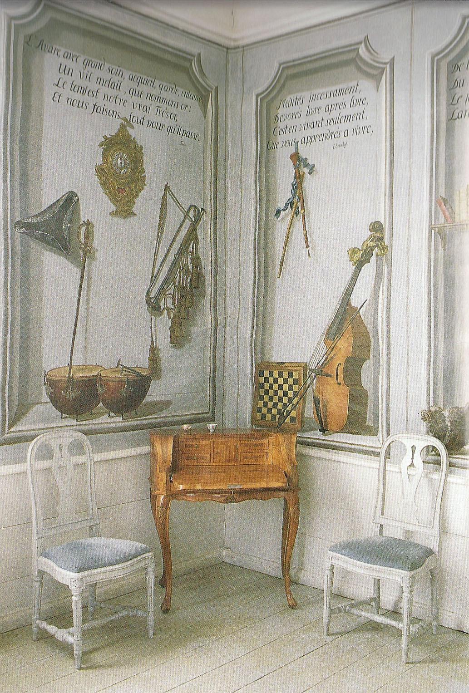 la pouyette harmonious compositions. Black Bedroom Furniture Sets. Home Design Ideas