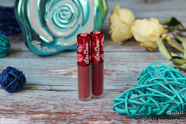 Lime Crime Velvetines, отзывы