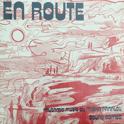 En Route LP by Misha Panfilov Sound Combo