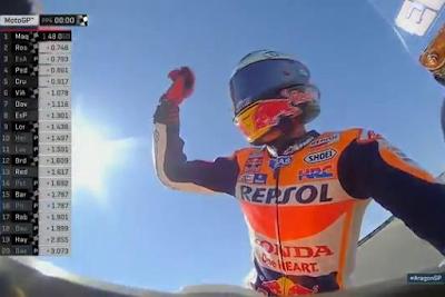 Hasil Lengkap Latihan Bebas 4 MotoGP Aragon, Spanyol 2016