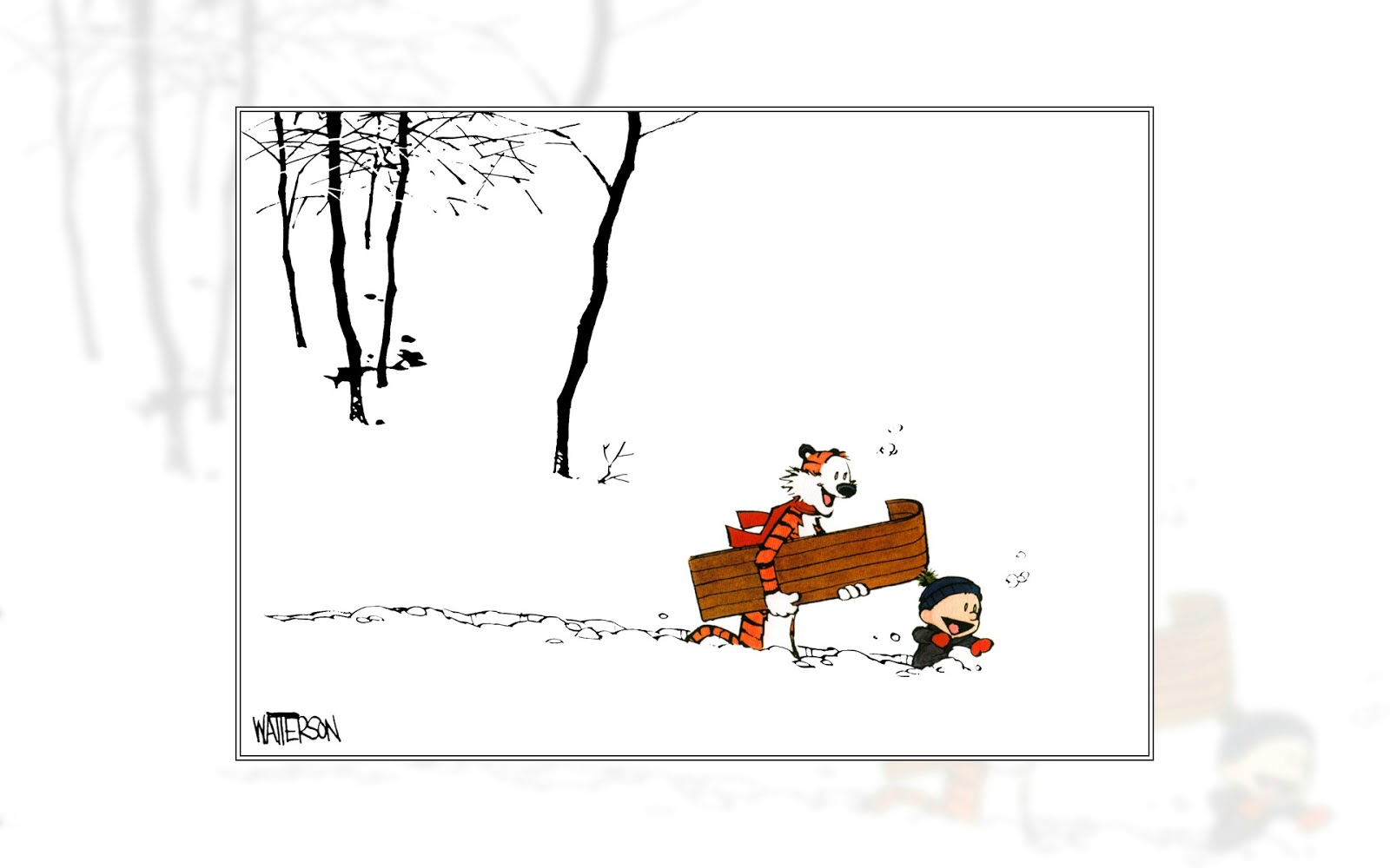 50 4k Calvin And Hobbes Wallpapers Hd For Desktop 2019