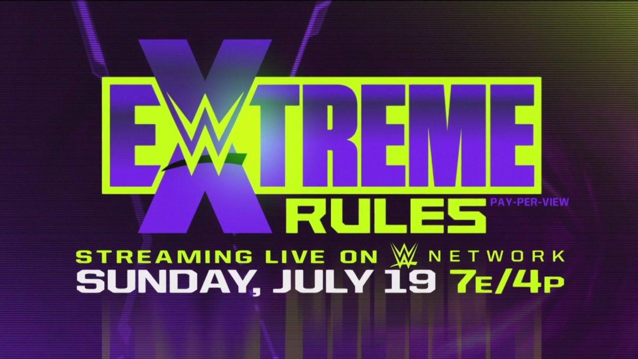 "WWE adiciona slogan ""The Horror Show"" para o Extreme Rules"