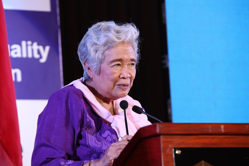 DepEd Secretary Leonor Briones releases Graduation Message 2017