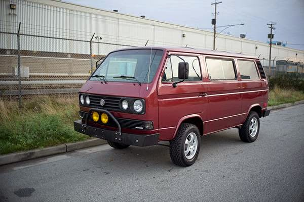 1987 Syncro Vanagon Subaru Engine - Buy Classic Volks