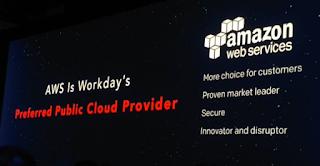 Holger Mueller Enterprise Software Musings reInvent AWS Cloud