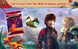 Dragons Rise of Berk MOD APK Terbaru 2017