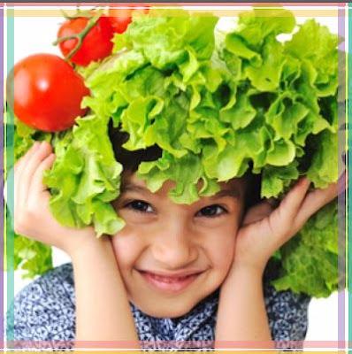 Vegetarizmas vaikams
