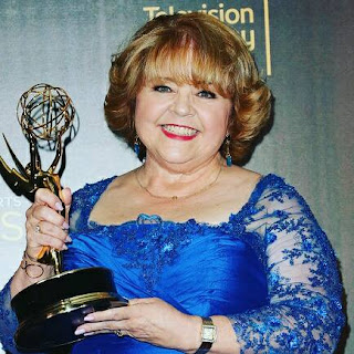 Video interview: chatting with Patrika Darbo at the 'Hollywood Walk of Fame Honors'