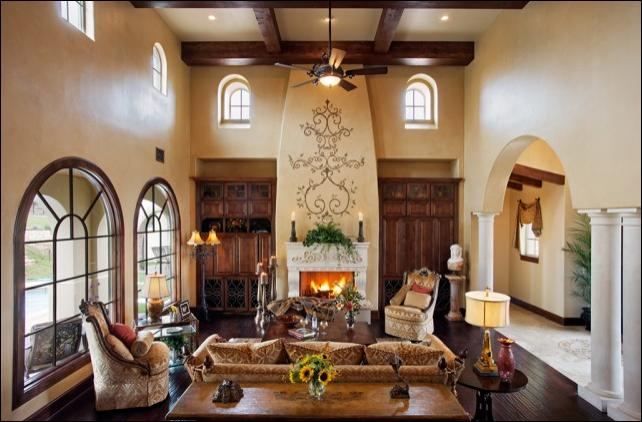 Old World Living Room Design Ideas ~ Room Design Ideas