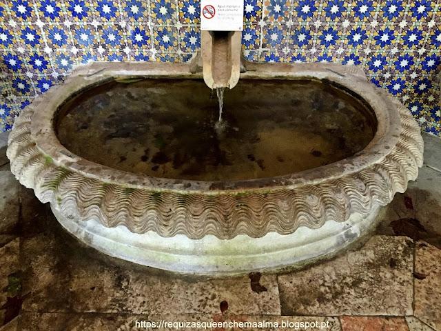 Fonte dos Passarinhos, Parque do Palácio da Pena, Sintra