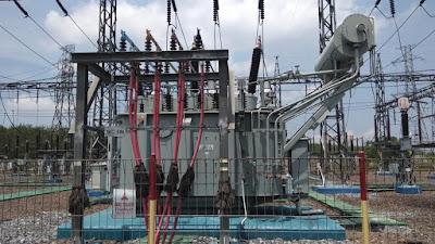 PLTG New Tarahan Masuk Sistem, PLN Optimis Listrik Lampung Normal