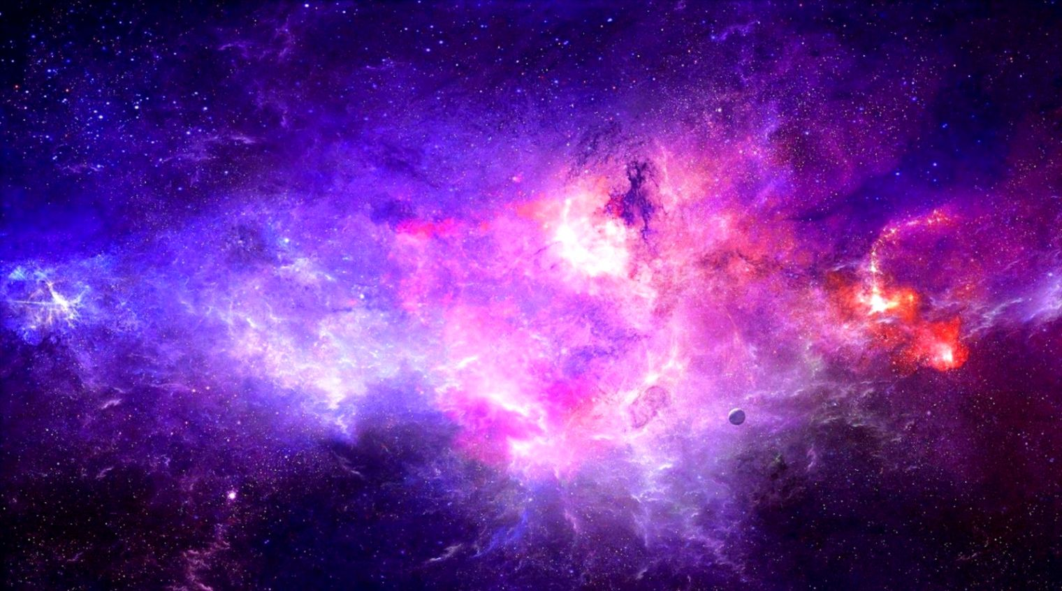 Purple Galaxy wallpaper wp60011193 live wallpaper HD Desktop