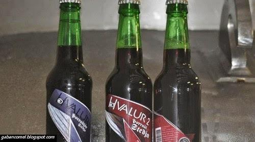 Minuman Keras (Arak) di Iceland Diperbuat Dari Kemaluan ...