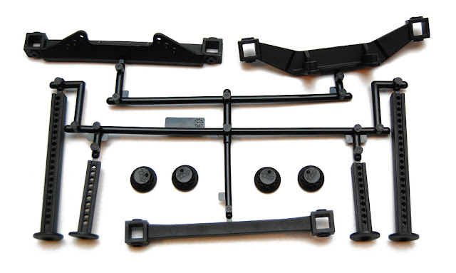 Pro-Line Pro-2 SC body mounts