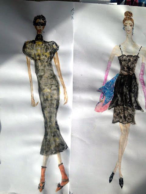 #fashionillustrations #runaway