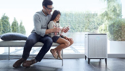 Airmega smart air purifier