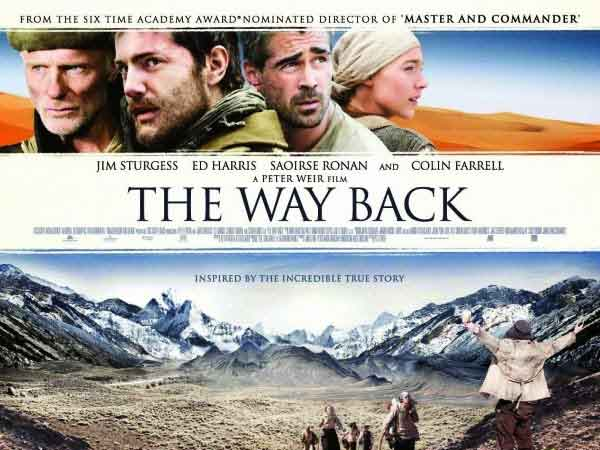 The Way Back - Özgürlük Yolu