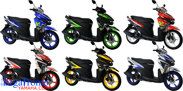 Harga Modifikasi Yamaha Soul GT 125 Blue Core Custom