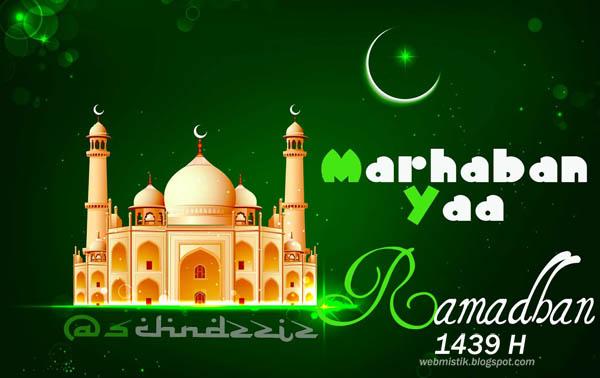lebaran Ramadhan 1439 H