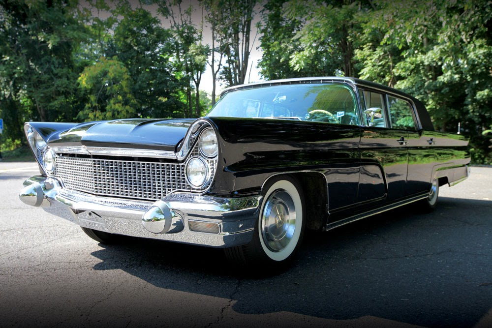 169 Automotiveblogz 1960 Lincoln Continental President John