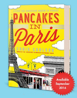 pancakes in paris cover