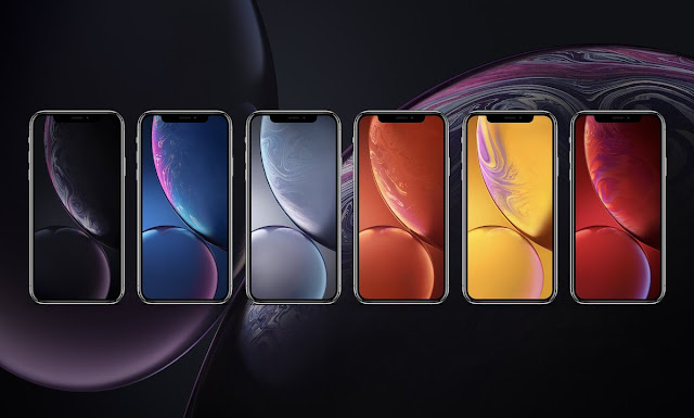 Download all phones wallpapers for iPhone e XS, XS Max and XR