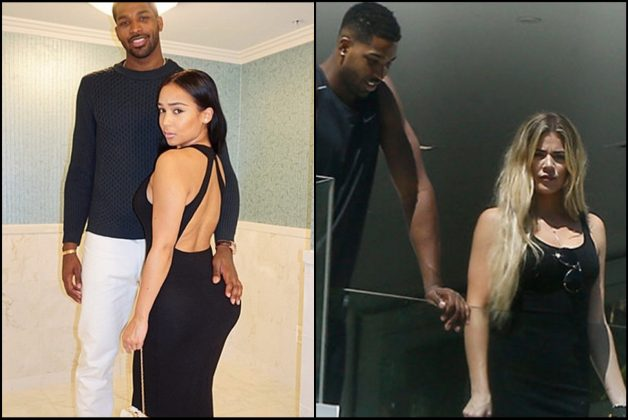 Tristan Thompson Baby Mama Jordy C Empire Bbk
