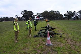 Lomba Tembak Militer AASAM 2017