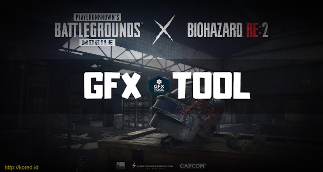 Cara Setting Graphics GFX Tool Pubg Mobile Versi 0.12.0