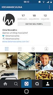 Como acessar duas contas no Instagram ao mesmo tempo